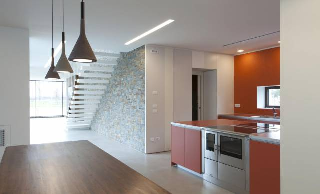 lampade e cucina
